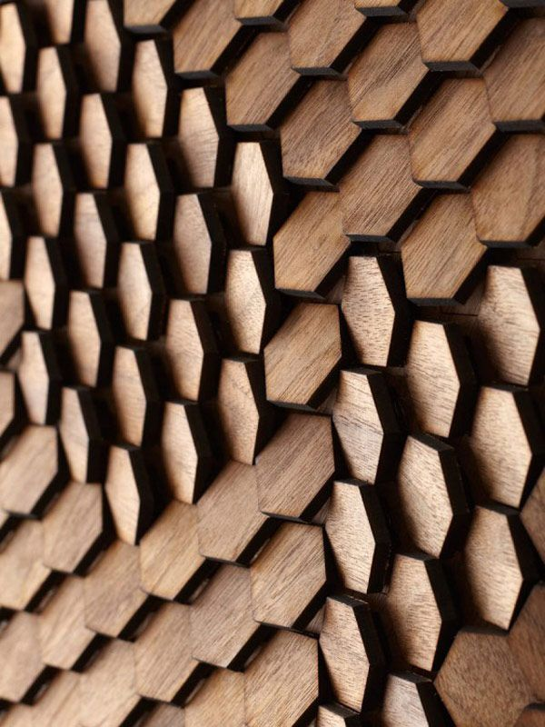 Original 3D Surface Designs For Innovative Interiors