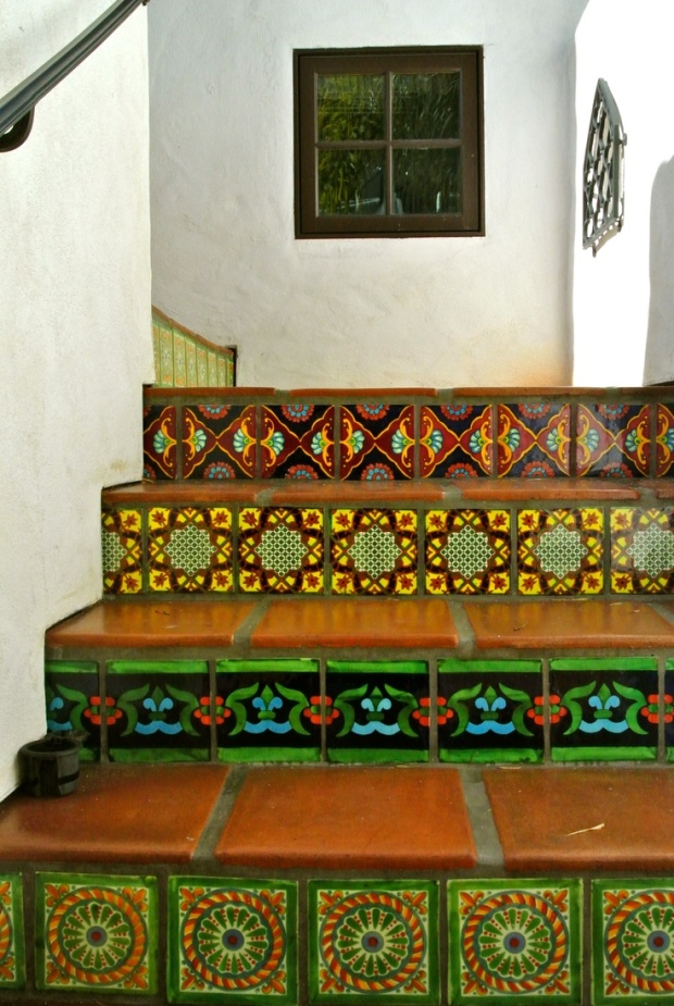 Mexican talavera decorative tile